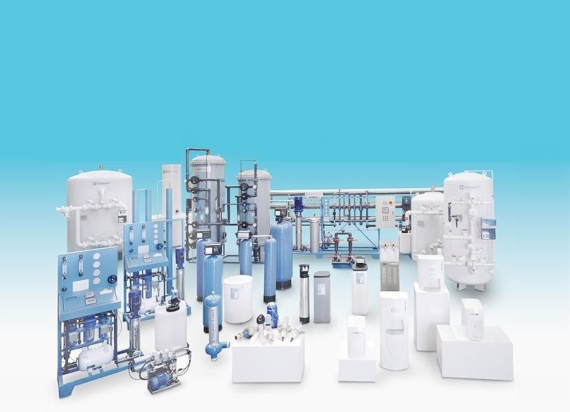 Apparecchiature e Impianti di Trattamento Acque  Standard